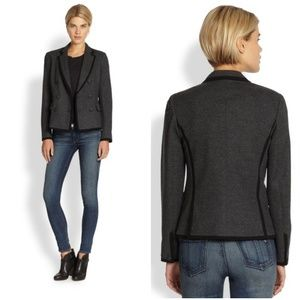 Rag & Bone Harrow Wool Blazer Jacket